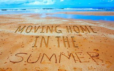 TOP TIPS FOR MOVING HOME IN SUMMER