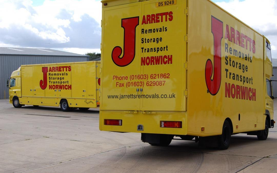 Why Should You Consider Jarretts Removals When Moving?